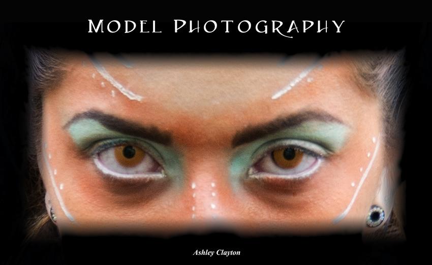Model, Ashley Katherine Clayton - Tribal Shoot #6684 EYESMUA - Ale' HortonHair - Colleen MicheleEvent Coordinator - Sarah Robertson