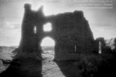 Pennard Castle, Gower Peninsula, WalesJames C. Williams Photography© Copyright 2009 James C. Williamswww.jamescwilliamsphoto.com