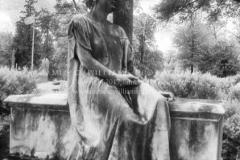 So WearyHollywood Cemetery, Richmond, VAInfrared Film PhotographOriginal image shot 4/21/2012, final edit 5/27/2012James C. Williams Photography