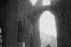 Tinthern Arches; Tintern Abbey, Monmouthshire, WalesInfrared Film PhotographJames C. Williams Photography© Copyright 2009 James C. Williamswww.jamescwilliamsphoto.com