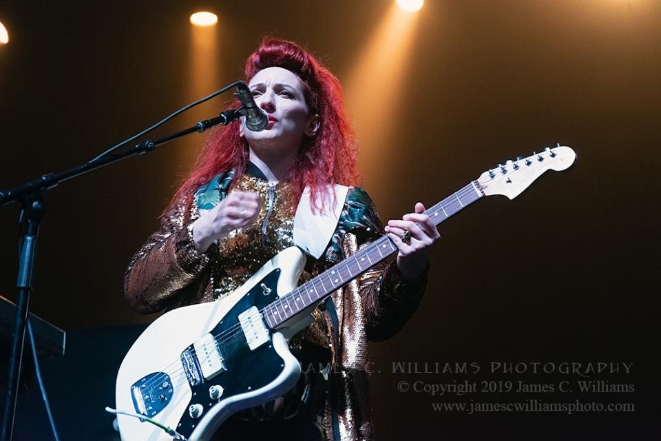 My Brightest Diamond at Ovens Auditorium, Charlotte, NC