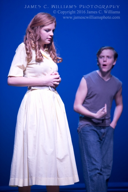 The 2016 Twin City Stage Youth Production of The Outsiders.