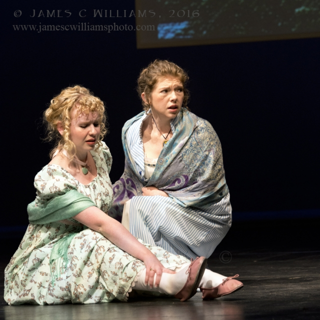 Sense & Sensibility - Twin City Stage 2016